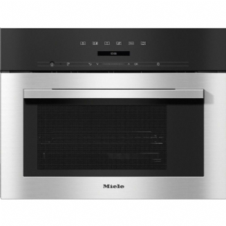 Miele DG7140 contour line Built-in compact steam oven